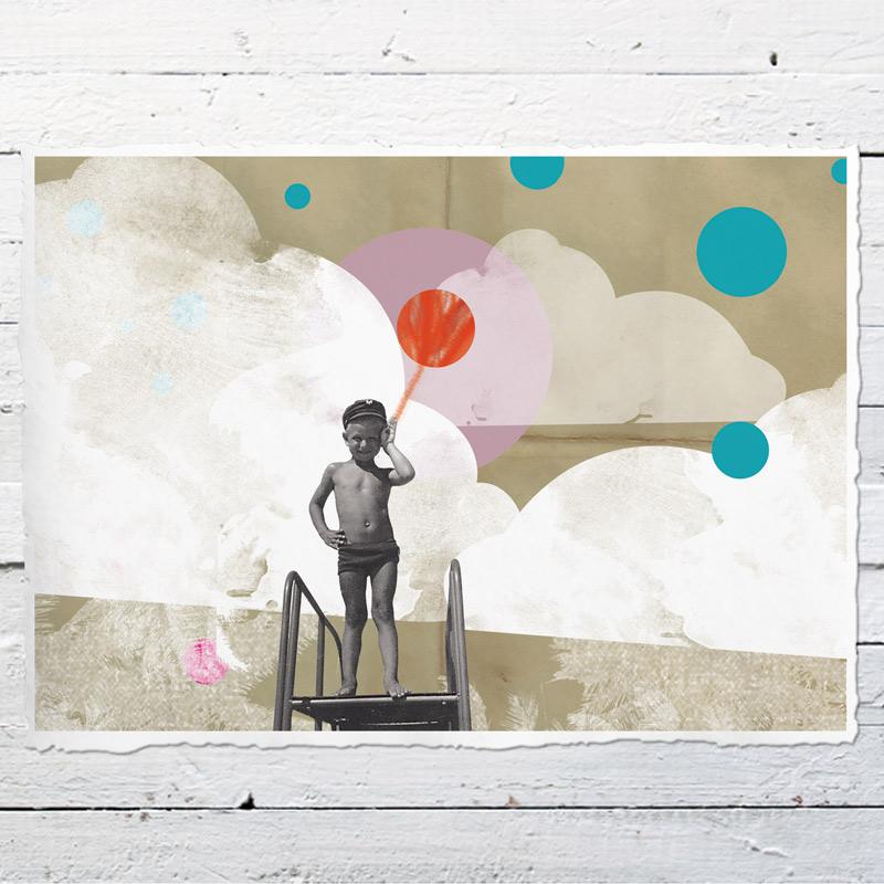 hallo kleiner matrose 01 druck kinderbild druck auf. Black Bedroom Furniture Sets. Home Design Ideas