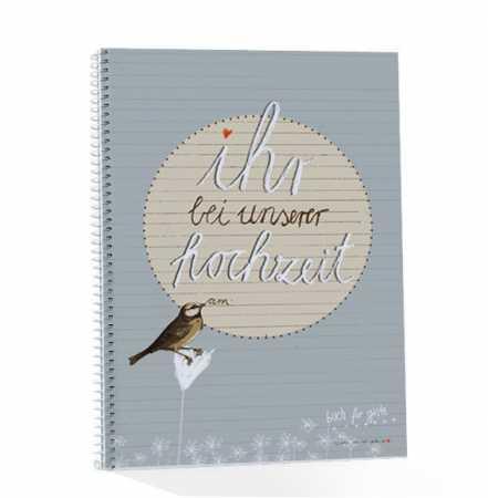 Originelles Hochzeitsgastebuch Fur Eure Hochzeit Eine Der Guten