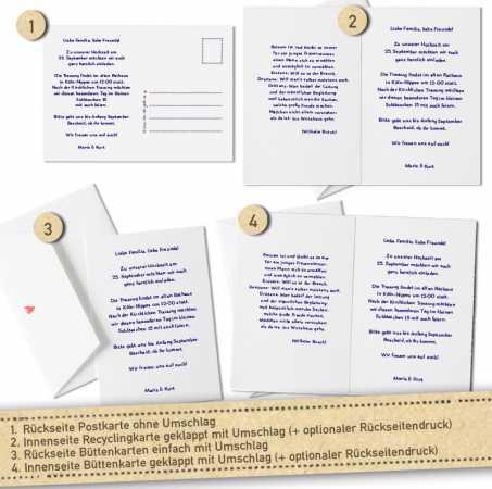 30 100 Originelle Hochzeitseinladungen   Ein Rezept Für Die Liebe   Schönes  Kalligrafie Design In