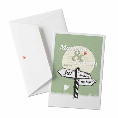 Galerie Für Einladungskarten Im Postkartenformat