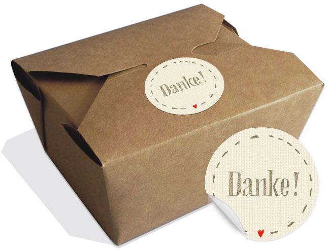 12 braune bioboxen f r geb ck kekse und cupcakes geschenkboxen eine der guten papeterie. Black Bedroom Furniture Sets. Home Design Ideas