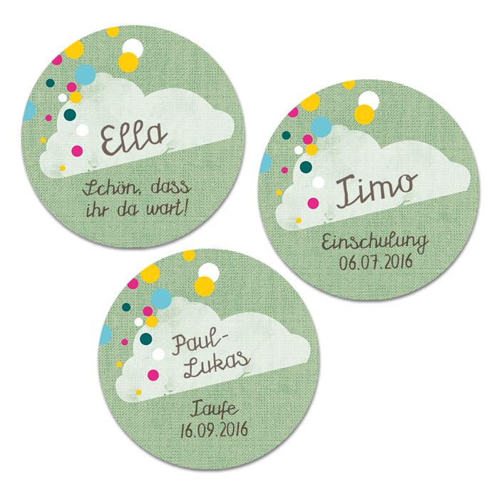 Personalisierte Namensetiketten Für Kinder Mädchen Und